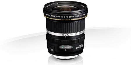 Canon EF-Sf/3.5-4.5USM10-22mm