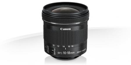Canon EF-Sf/4.5-5.6ISSTM10-18mm