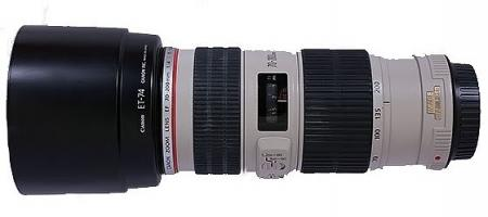 Canon EF f/4L 70-200mm IS USM
