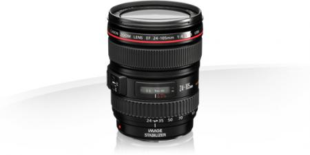 Canon EF f/4L 24-105mm IS USM